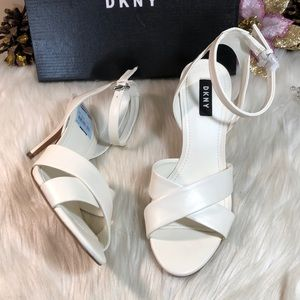 Dkny Ivy Ankle-Strap Dress Sandals 8